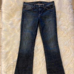 Women's Joe's jeans petite boot cut size 28